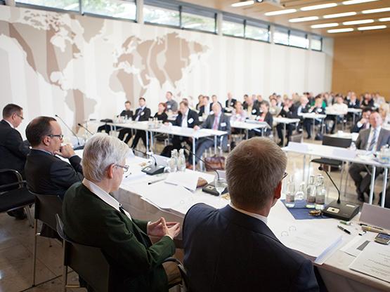 Expertentreffen zum Insolvenzrecht in der IHK Erfurt