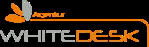 logo whitedesk
